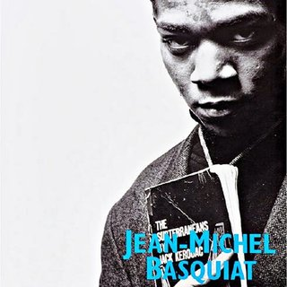 Portrait with Jack Kerouac (Poster for Basquiat's final exhibition) art for sale