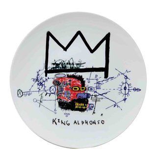 King Alphonso (Plate) art for sale