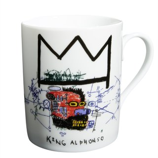 King Alphonso Set of 6 Mugs art for sale