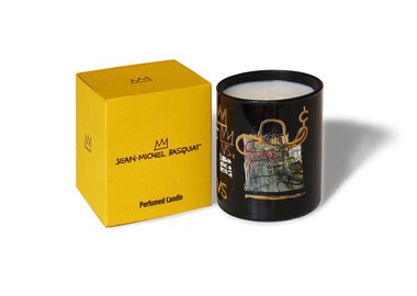 Jean-Michel Basquiat - Cowboy and Indian (Set of 2 Candles)