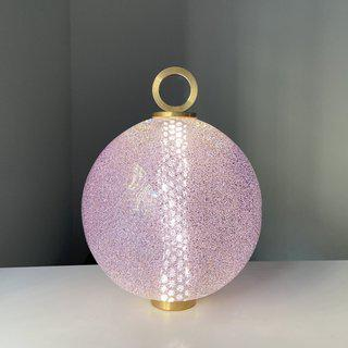 Alessandrita Mica Perle Lamp art for sale