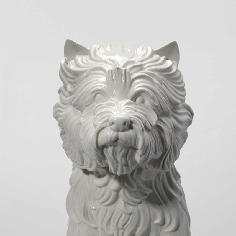 Jeff Koons Puppy Vase For Sale Artspace