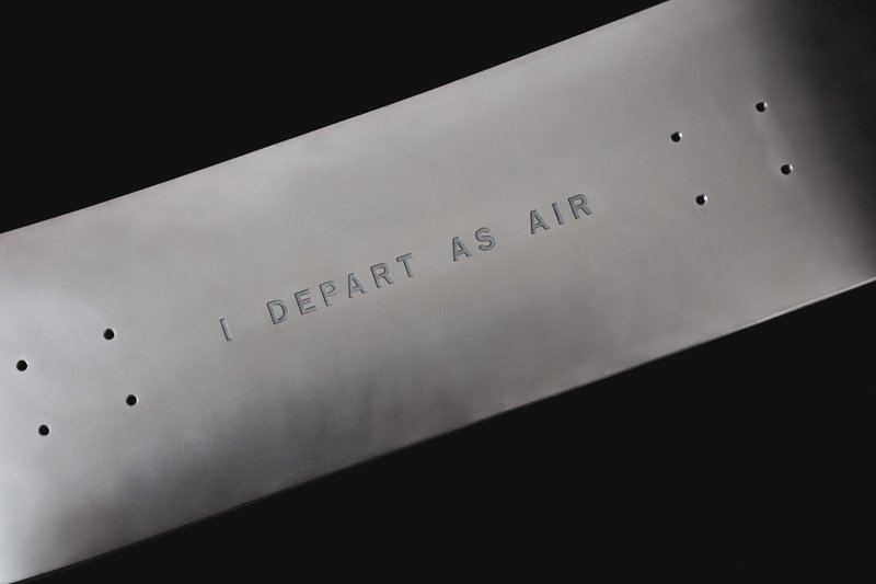 view:21774 - Jenny Holzer, As Air -