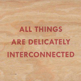 All Things Are Delicately Interconnected art for sale