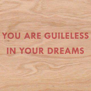 You Are Guileless In Your Dreams art for sale