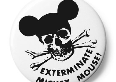 Jesse Harris - Exterminate Mickey Mouse!