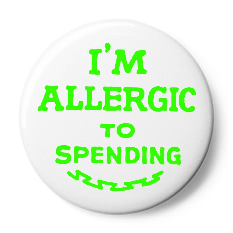 by jesse-harris - I'm Allergic to Spending