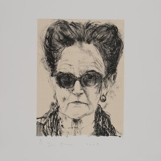 Madame and Her Sunglasses art for sale