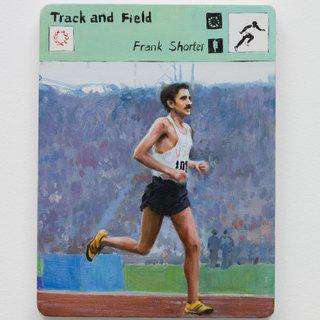 Frank Shorter art for sale