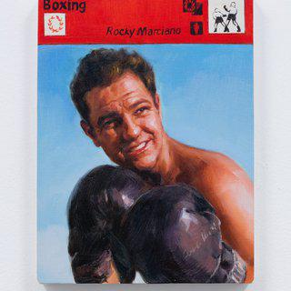 Rocky Marciano art for sale