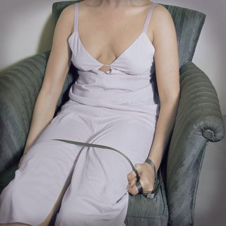 Jo Ann Callis, Woman in Slip (1976–77)