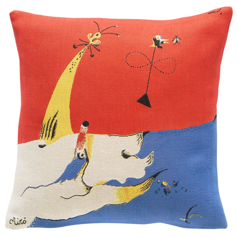 Joan Miró, Paysage (1924) (pillow)