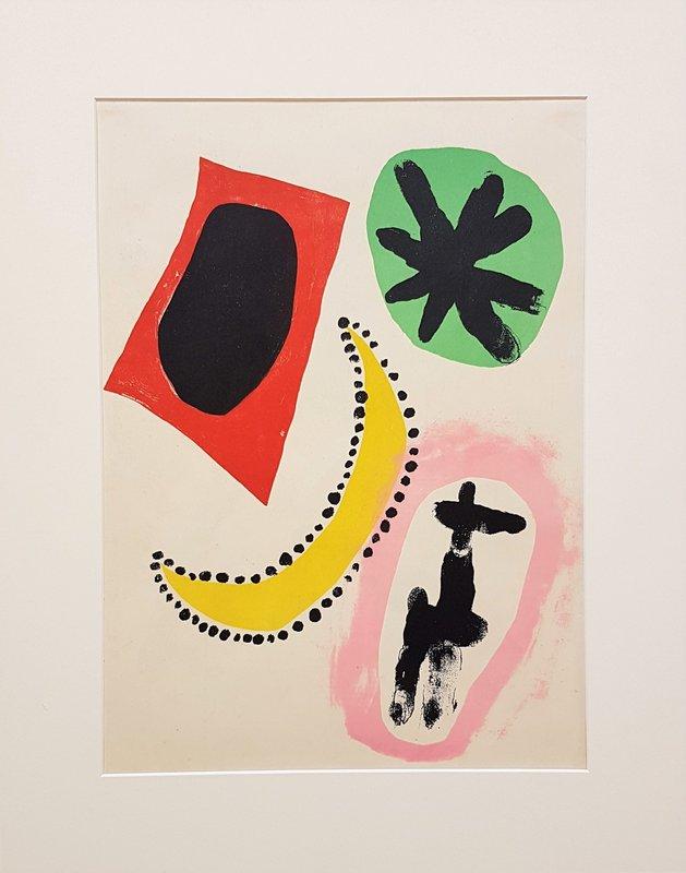 Joan Miró - Composition, 1953 for Sale | Artspace