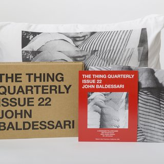 John Baldessari, Issue 22