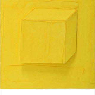 Eight Colorful Inside Jobs: Yellow art for sale