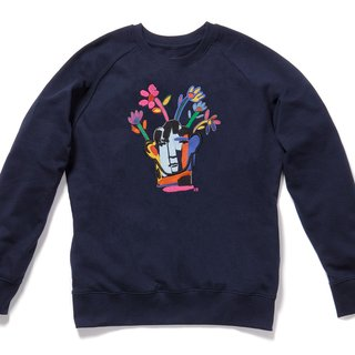 Limited Edition Embroidered Sweatshirt art for sale