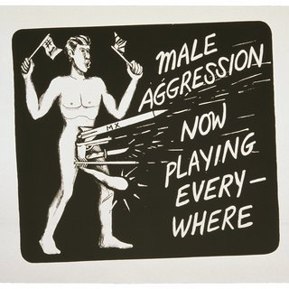 Male Aggression art for sale