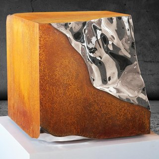 Alembic Cube (Study 1) art for sale