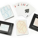 different view - Josef Albers, Playing Cards - 1