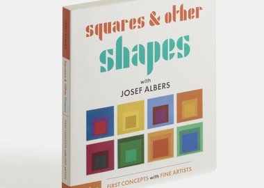 work by Josef Albers - Squares & Other Shapes: with Josef Albers