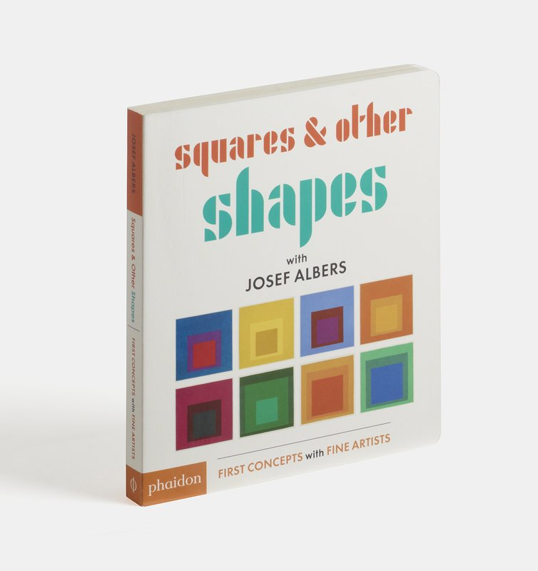 main work - Josef Albers, Squares & Other Shapes: with Josef Albers