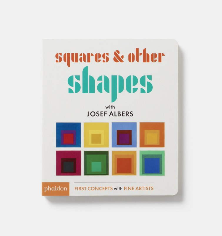 view:13109 - Josef Albers, Squares & Other Shapes: with Josef Albers -