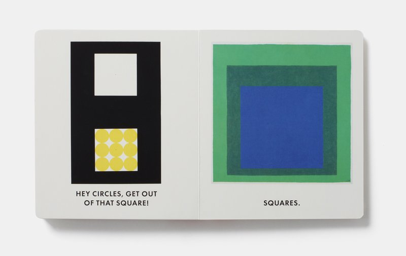 view:13112 - Josef Albers, Squares & Other Shapes: with Josef Albers -