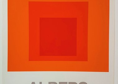 work by Josef Albers - Peintures Recentes Oeuvres Graphiques