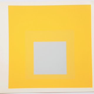 "Homage to the Square: Selected (from ""Albers"") art for sale"