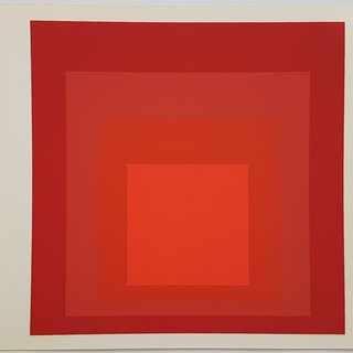 "Homage to the Square: R-III A-4 (from ""Albers"") art for sale"