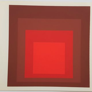 "Homage to the Square: R-I D-5 (from ""Albers"") art for sale"