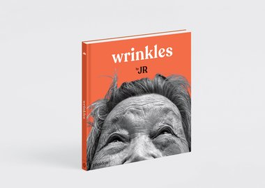 work by JR - Wrinkles