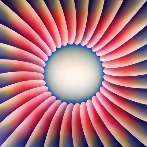 Judy Chicago - Through the Flower Scarf, Design and Decorative Arts