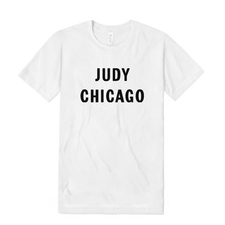 Judy Chicago T-Shirt art for sale