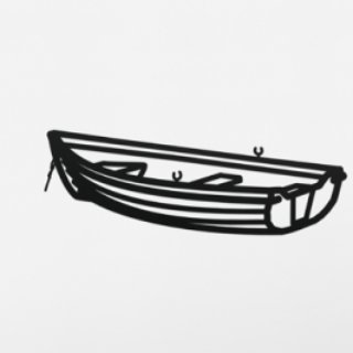 Boat 2, from Nature 1 Series art for sale
