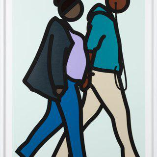 New York Couple 6. art for sale