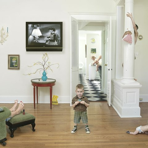 Julie Blackmon - Cupcake
