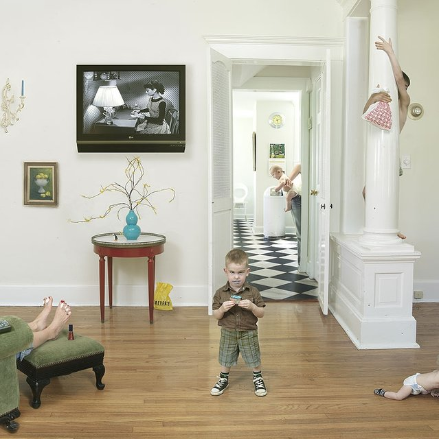 Julie Blackmon, Cupcake