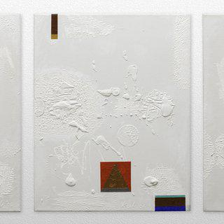 Untitled (triptych) art for sale
