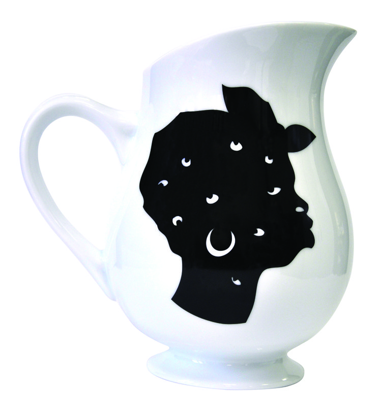 Kara Walker, Untitled Pitcher
