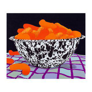 Cheetos Bowl art for sale