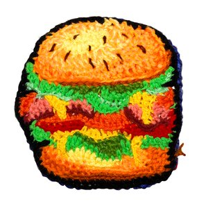 Hamburger art for sale
