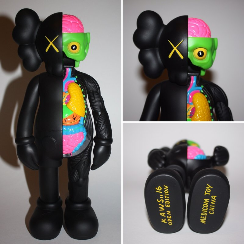 KAWS Artist Bio And Art For Sale Artspace - Business invoice templates free kaws online store