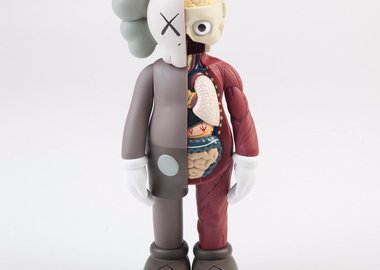 KAWS - Companion Flayed (Brown)