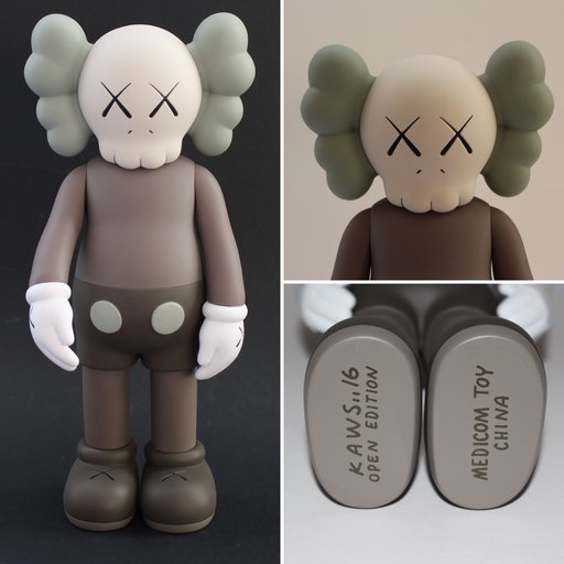 Collect like KAWS
