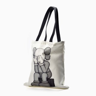KAWS, Passing Through Tote Bag