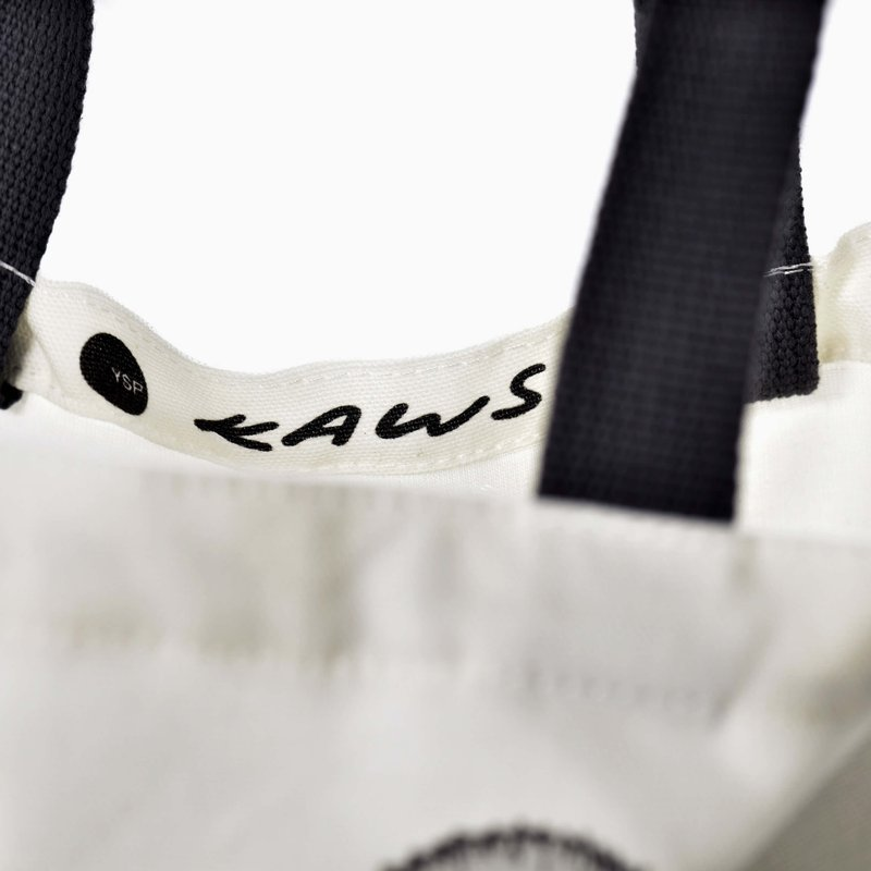 KAWS, Passing Through Tote Bag -
