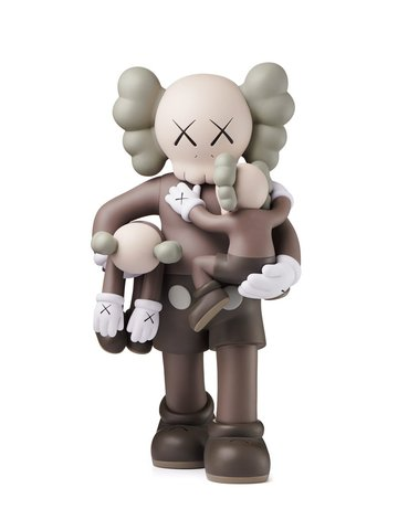KAWS - Clean Slate (Brown), Design and Decorative Arts
