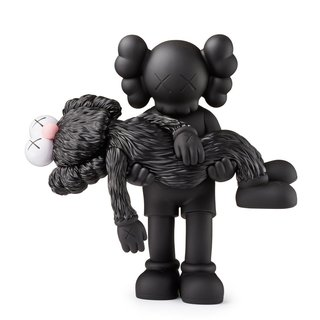 KAWS, Gone (Black/Black)