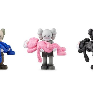 KAWS, Gone (Set of Three)